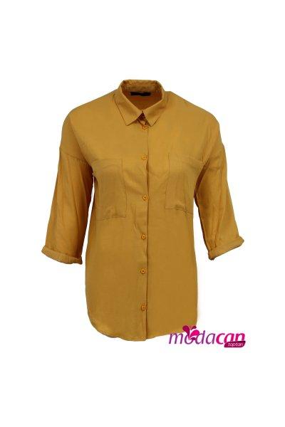 İki Cepli Gömlek