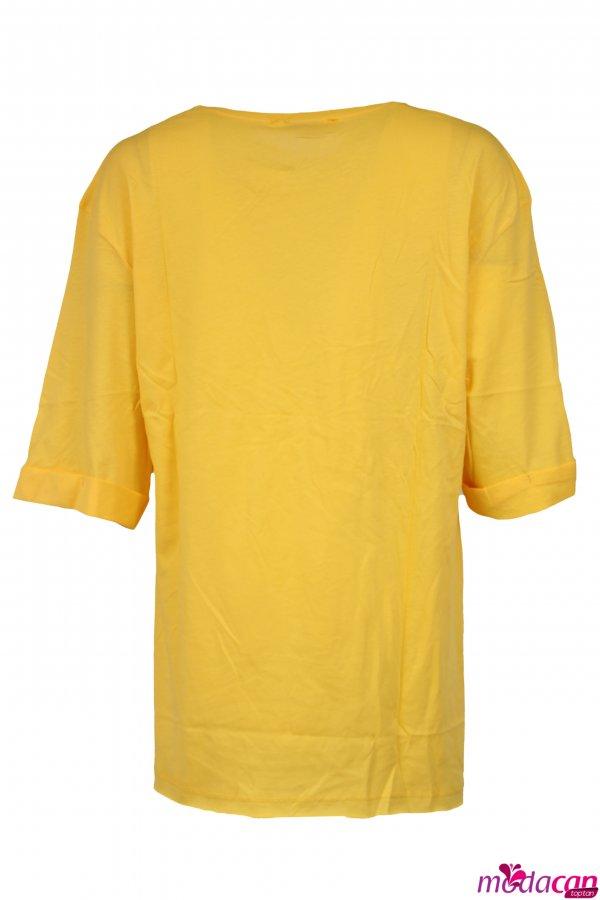 Yazılı Tişört