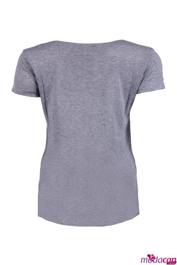 Dantel Tişört