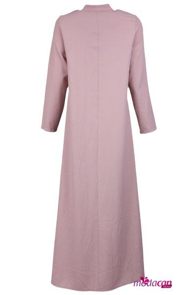 Omuz Apoletli Elbise