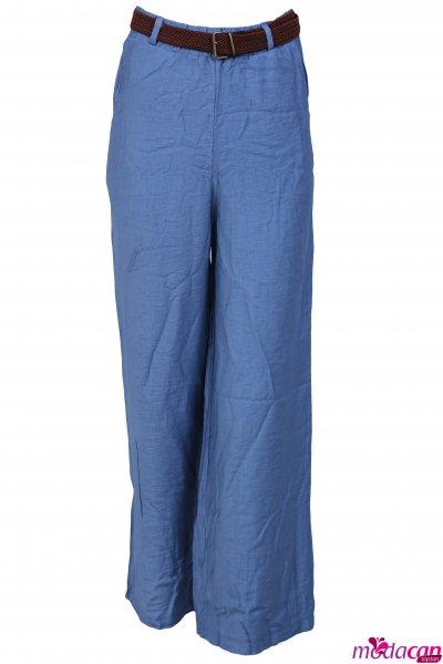 Kemerli Ayrobin Salaş Pantolon
