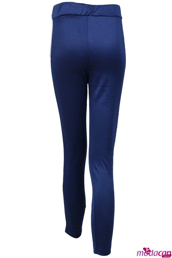 Şeritli Pantolon