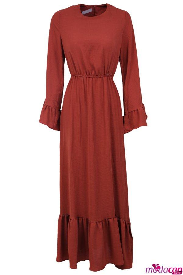 Bel Lastik Elbise