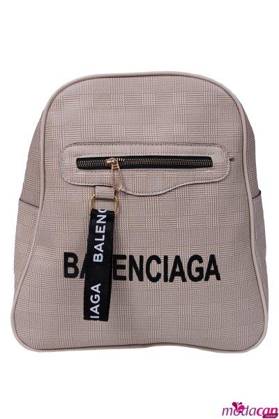 Kolonlu Fermuarlı Çanta