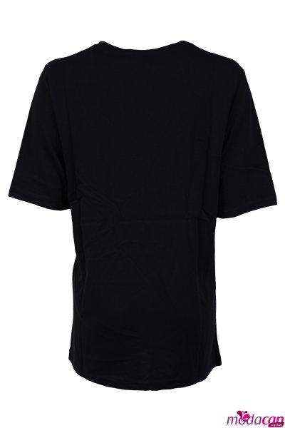 Kaktüs Desenli Tişört