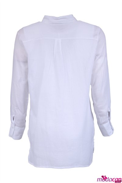 Dantelli Gömlek