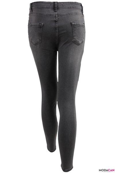 Dar Paça Jeans Pantolon