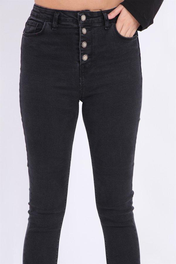 Dar Paça Jeans Pantolon.