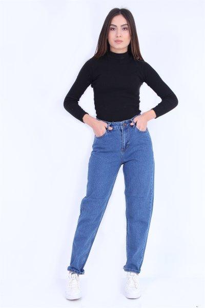 Normal Kalıp Jeans Pantolon