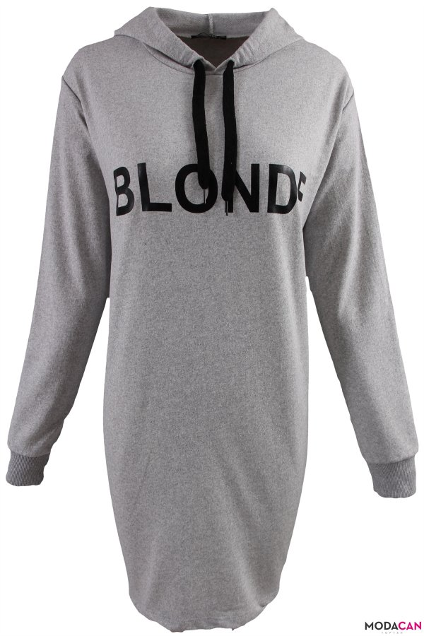 Blonde Yazılı Sweat